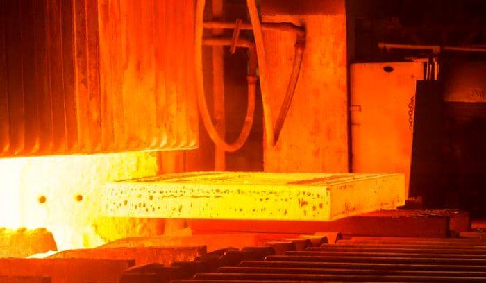 آخرین آمار از تولید فولاد در کشور