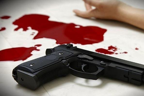 قاتل ۲۵ ساله مردی را به رگبار بست!