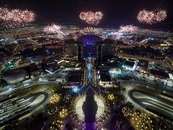 تصاویر/افتتاح بزرگترین نمایشگاه جهان در دوبی