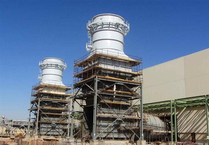 افتتاح نخستین واحد گازی نیروگاه کلاس F