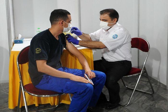 تزریق دوز اول واکسن به ۵۰ هزار نفر از کارکنان ایران خودرو