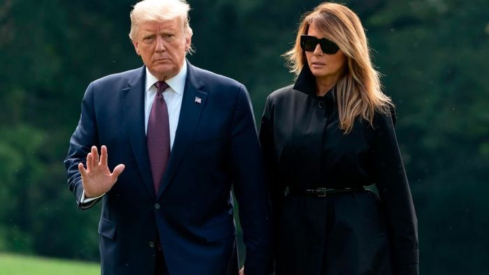 ترامپ شکست بخورد از امریکا میرود؟