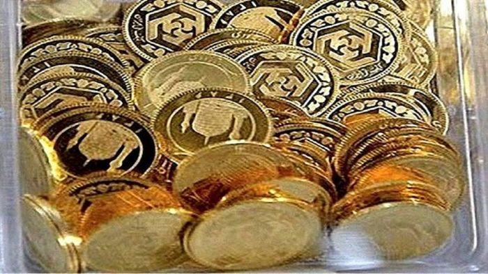 آخرین قیمت سکه در بازار اعلام شد (۹۹/۱۱/۴)