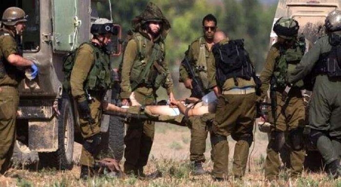 سرباز اسراییلی دست به خودسوزی زد + عکس