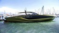 قایق لامبورگینی هم از راه رسید + تصاویر