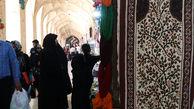 تصاویر/ محبوبیت صنایع دستی ایرانی