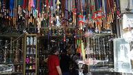 تصاویر/ رونق در بازار دخانیات پایتخت
