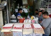 قیمت روز تخم مرغ در بازار (۹۹/۰۸/۱۵) + جدول