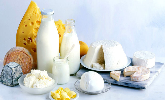 اگر از شیر خوشتان نمی آید این خوراکی ها را جایگزین کنید
