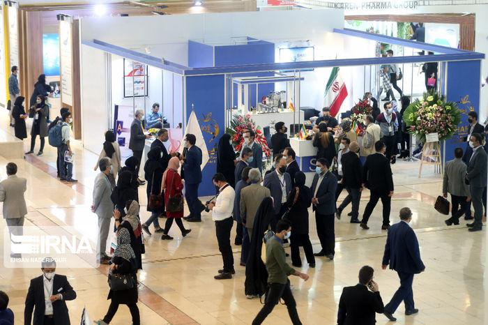 تصاویر/ برگزاری ششمین نمایشگاه دارویی «ایران فارما»