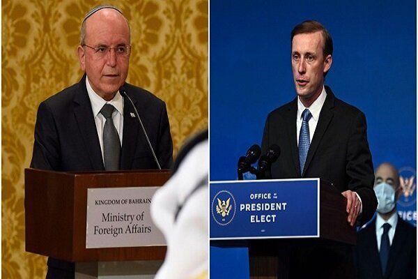 امریکا و اسرائیل علیه ایران هم قسم شدند
