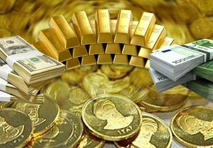 سقوط قیمت طلا / احتمال روند کاهشی نرخ دلار از فردا