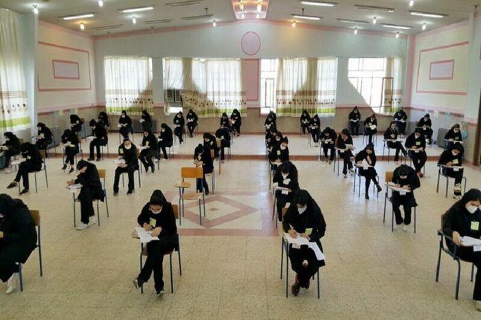 استارت اولین آزمون کرونایی در کشور