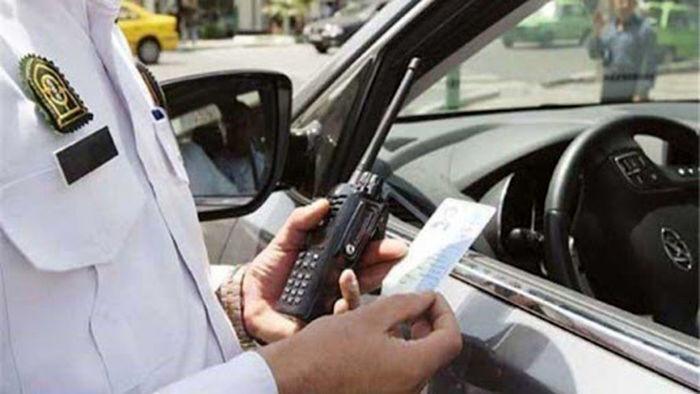 تعرفه جریمههای رانندگی در سال ۱۴۰۰