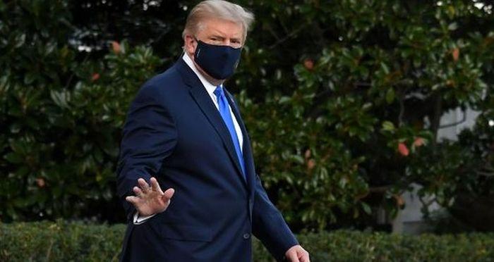 خون ترامپ در برابر کرونا آنتی بادی دارد