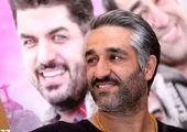 عکس همسر زیبای پژمان جمشیدی منتشر شد ! / پژمان جمشیدی کی ازدواج کرد؟! + عکس