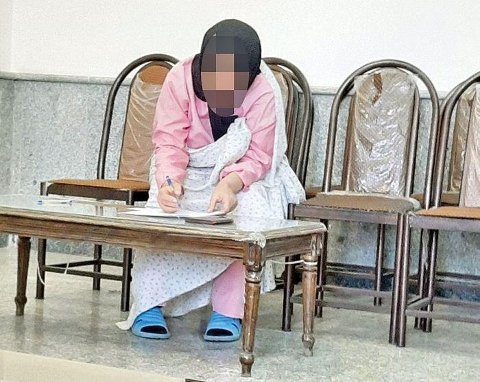 حکم قصاص برای زن متهم به شوهرکشی