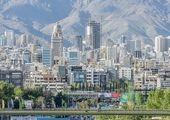 آتش سوزی جدید شبانه تهران در فضای سبز در نزدیکی زندان اوین/ فیلم