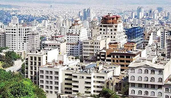 آپارتمان در ولنجک متری ۹۴ میلیون!