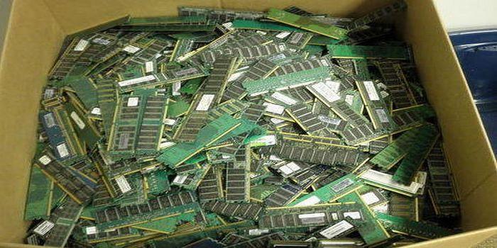 بازیافت قطعات الکترونیک، صنعتی جدید اما سودآور