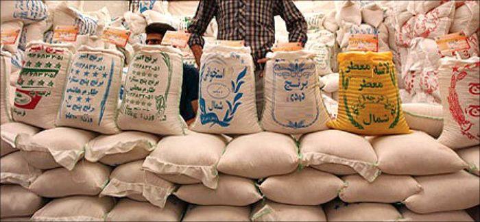 افزایش بیش از ۱۵۰ درصدی قیمت برنج وارداتی!
