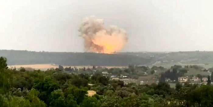 جزییات انفجار مهیب در کارخانه امنیتی رژیم صهیونیستی