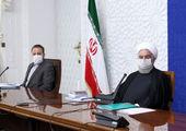 روحانی: بازار سرمایه و ارز به تعادل خواهد رسید