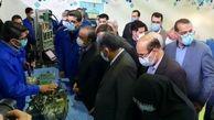 افتتاح خط تولید گیربکس ۶ سرعته توسط وزیر صمت