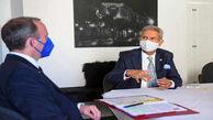 مذاکرات هند و انگلیس در رابطه با افغانستان