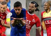 رقابت ستاره پرسپولیس با برترینهای آسیا
