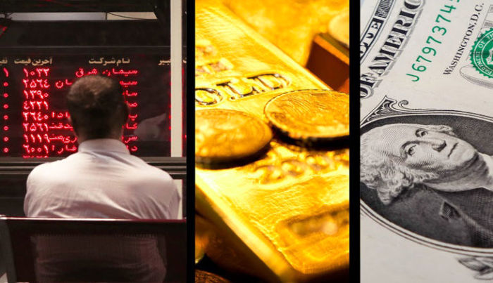 آینده دلار، طلا و بورس چه می شود؟