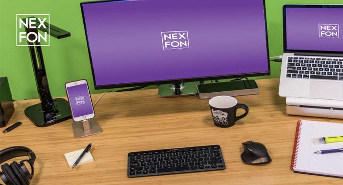 با نکسفون همهجا میتواند دفتر کار شما باشد…