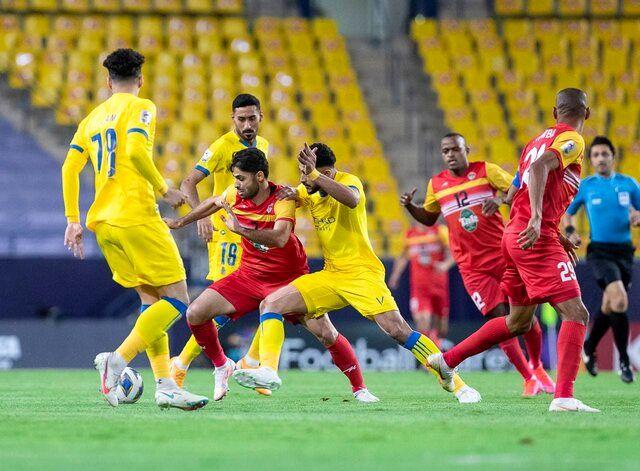 شکست شاگردان نکونام مقابل النصر + خلاصه بازی