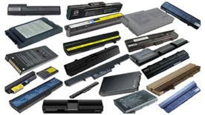 قیمت انواع باتری لب تاب