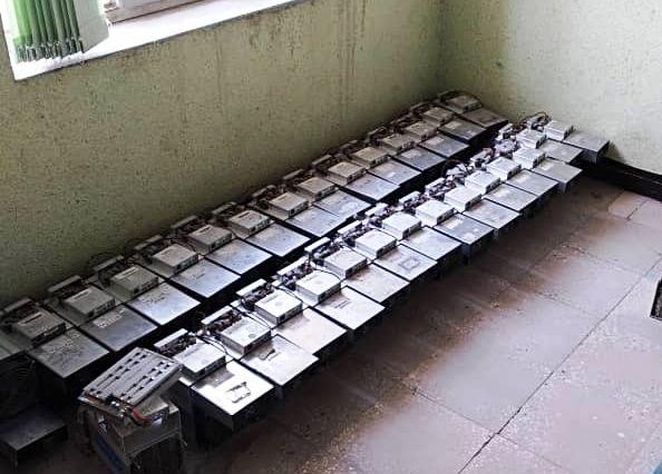 محموله قاچاق ۳۵ میلیاردی بیت کوین توقیف شد!