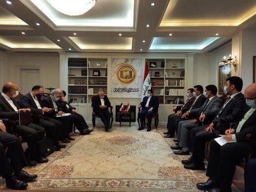 اهمیت سفر ظریف از زبان مشاور امنیت ملی عراق