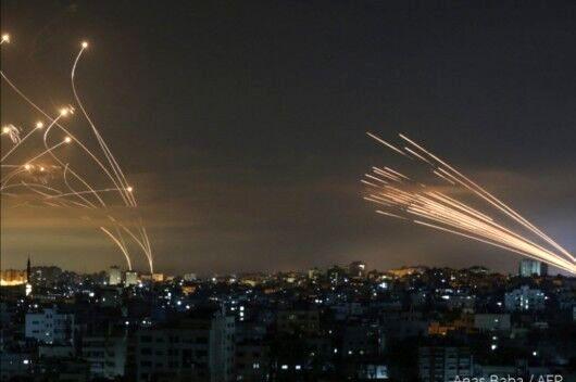 حملات موشکی به عسقلان از سر گرفته شد + جزئیات