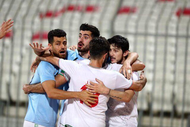 حواشی بازی ایران - بحرین