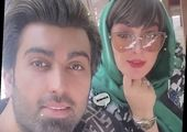 ماجرای جنجالی ازدواج «مونا فرجاد» + عکس