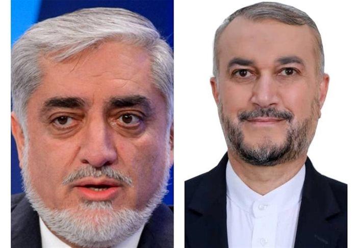 عبدالله عبدالله از ایران درخواست کمک کرد