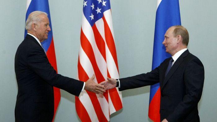 پوتین دعوت بایدن را پذیرفت + جزئیات