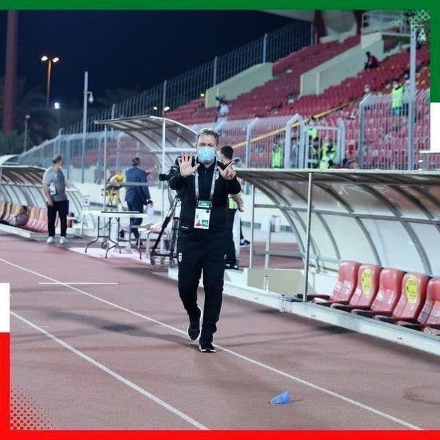 سرمربی تیم ملی شماره خود را اعلام کرد / عکس
