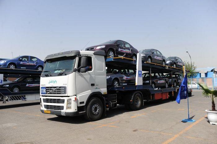 قیمت صادراتی خودروهای ایرانی / یک سمند به ترکیه فرستادیم!