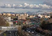 تصاویر/ کرونا، شهر و تهران ۱۴۰۰