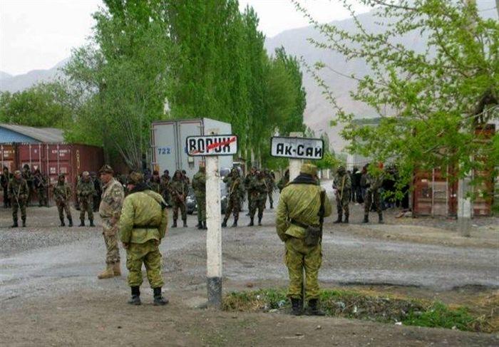 ادامه درگیری های مرزی میان تاجیکستان و قرقیزستان