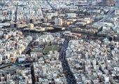 قیمت آپارتمان در تهران کاهش یافت