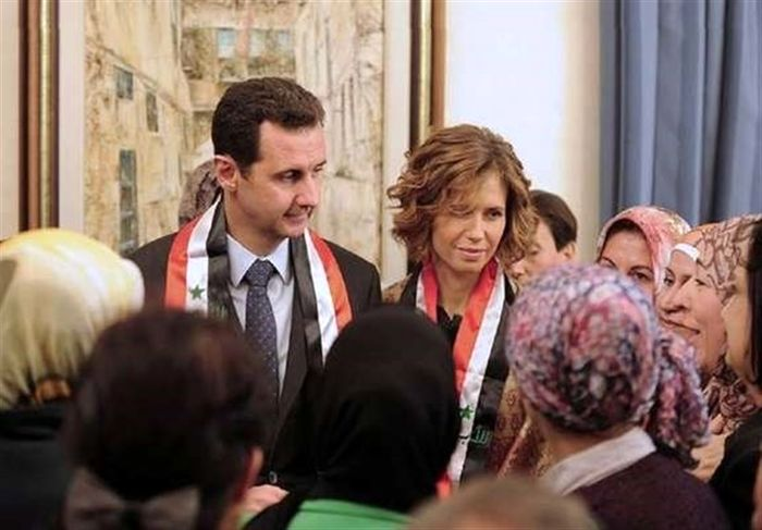 آخرین وضعیت جسمانی بشار اسد
