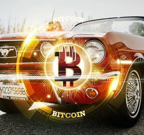 رقابت خودروسازها برای فروش با رمزارزها