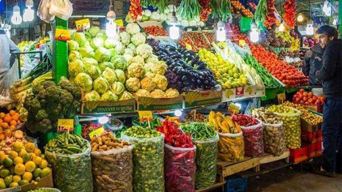 جدیدترین قیمت میوه و صیفی در بازار + جزییات