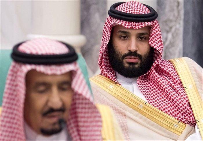 ولیعهد عربستان اعتیاد دارد!